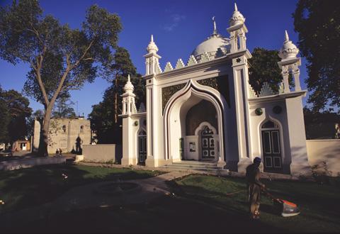 Britain's Oldest Mosque