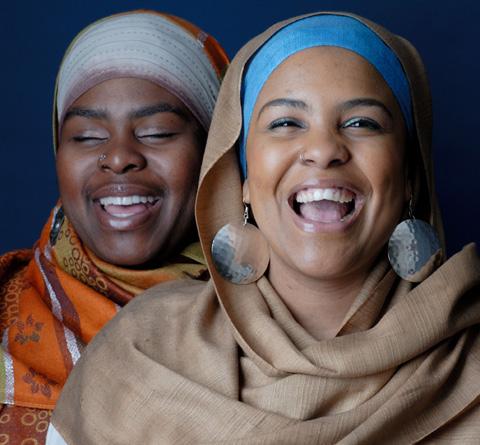 British Muslim Female rappers